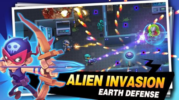 外星人入侵大作战手游 V1.0.4