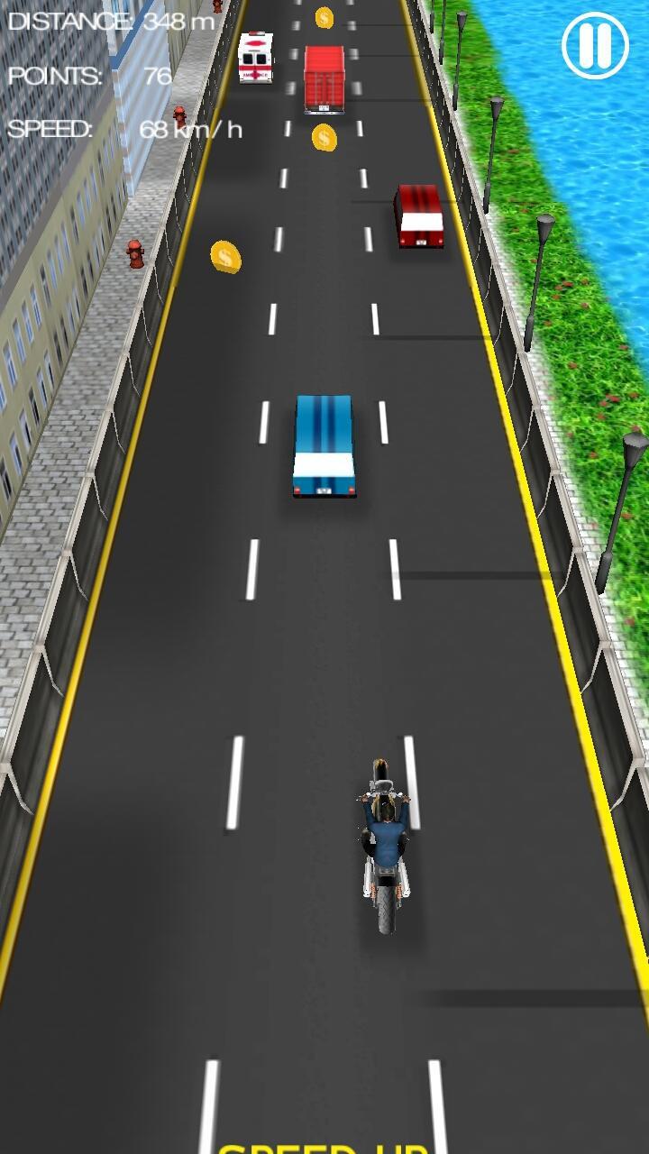 摩托车公路冒险 v1