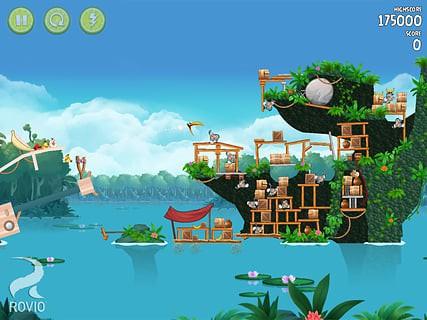 愤怒的小鸟之里约大冒险(Angry Birds Rio) v2.6.1