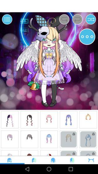 魔幻女孩换装安卓版 V1.0.6