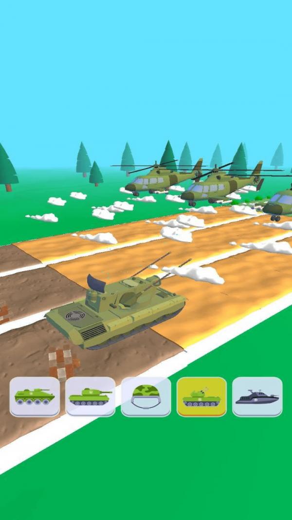 军队变变变 V1.0