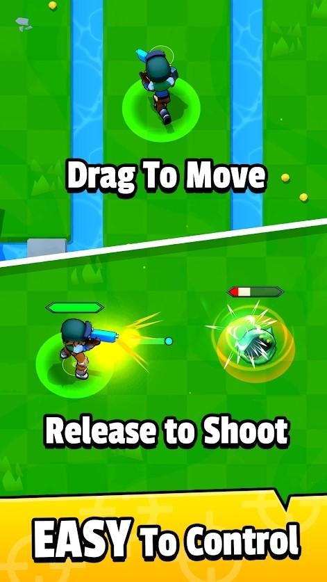 顶级枪手射击英雄 V1.8