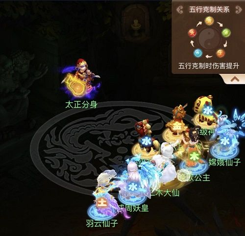 梦幻西游网页版阵容攻略