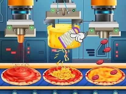 比萨工厂快餐店 V0.1