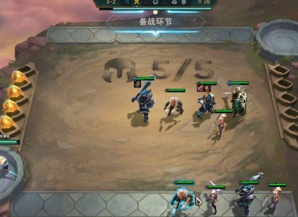 云顶之弈铁骑盾武器游戏玩法攻略