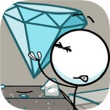 火柴人偷巨大钻石 V1.0