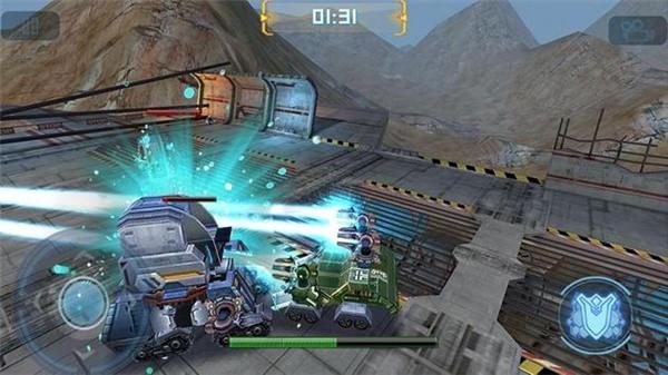 机器人碰撞战 V1.1.1