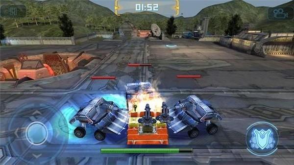 机器人碰撞战安卓版