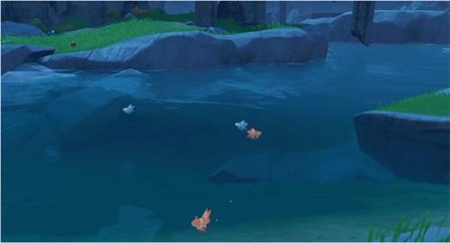 原神观赏鱼具体位置介绍