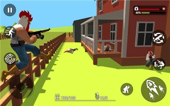 鸡枪射击 V1.0