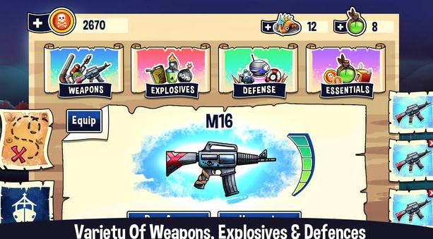 失落岛射击游戏 v1.2
