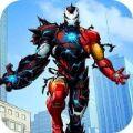 钢铁人英雄城市游戏