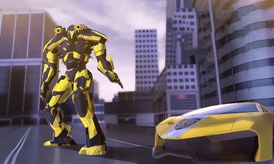 机器人刺激战场游戏 v1.0