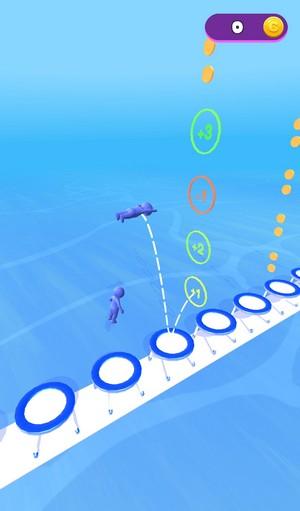 弹跳运行3D游戏 v0.1