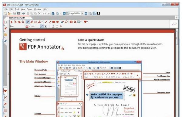 PDF Annotator免费版