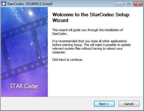 StarCodec免费版
