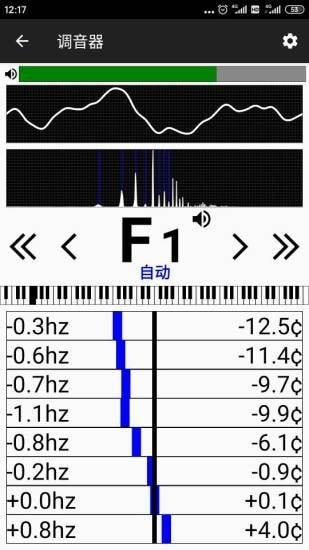 钢琴调音器