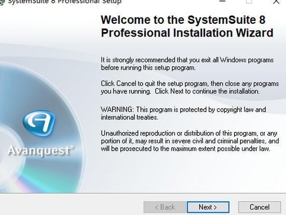 VCOM System Suite