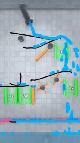 填满彩水游戏 v0.1