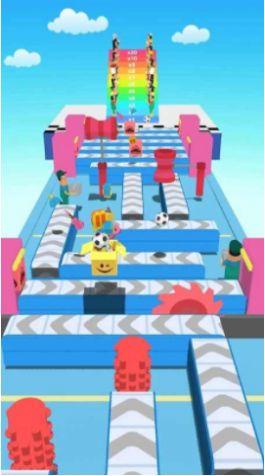 传送带障碍赛游戏 v1.0.0