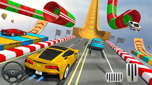 坡道飞车竞技软件下载