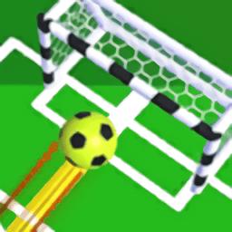 想进入球门的足球游戏 v1.0.0 安卓版