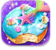 美人鱼甜甜圈安卓版 v1.0