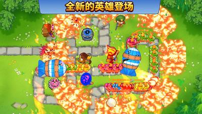 气球塔防6游戏