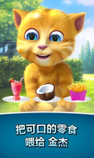 会说话的金杰猫2中文版