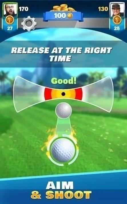超级射门高尔夫