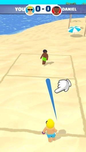 沙滩网式足球 V0.7.9