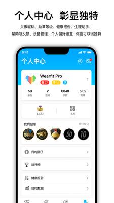 Wearfit Pro中国大陆版本